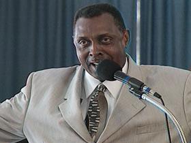 Reverend Nelson Johnson