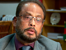Ghulam Quader, Ministry of Commerce