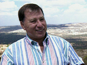 Mayor Ron Nachman