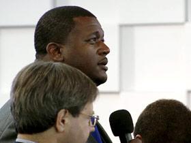 Rev. Derrick Gay