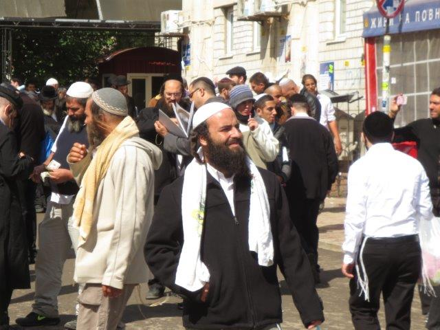 Pilgrimage to Uman