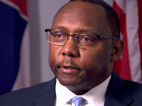 Christopher Epps, Commissioner, Mississippi Corrections Department