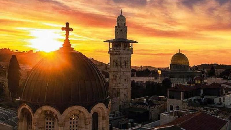 Jerusalem the Movie | April 25, 2014 | Religion & Ethics ...