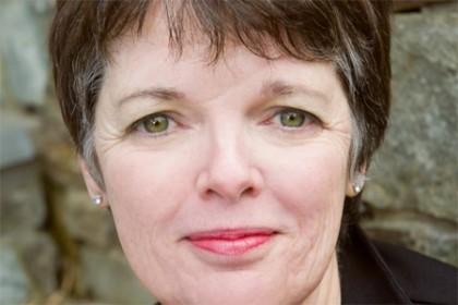 Author Alice McDermott