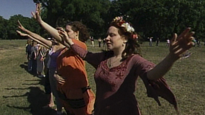 Wiccans: Out of the Broom Closet | June 15, 2001 | Religion