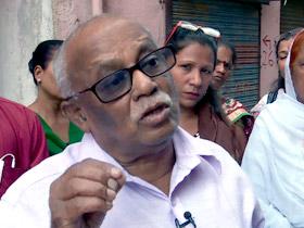 Jockin Arputham, Founder, Slum Dwellers International