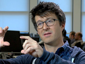 Christian Rudder, president of OKCupid