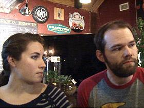 Chris Cook and Ashley Richardson