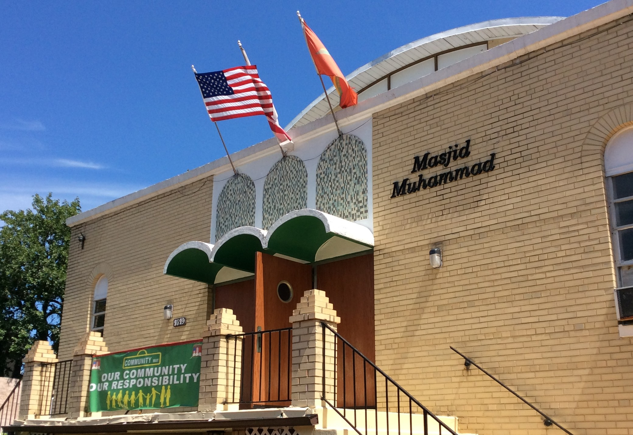 Photo Gallery: Religious Observance at Masjid Muhammad - Religion & Ethics NewsWeekly