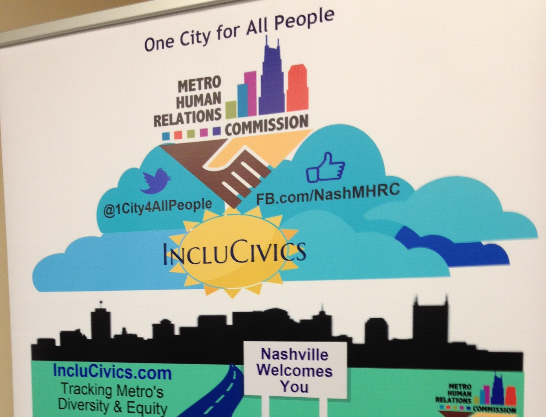Diversity poster Nashville