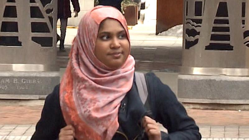 prostituée hijab