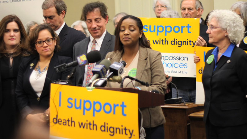 ethics issue death with dignity At of today, five states have enacted death with dignity acts:  those who argue death with dignity acts are ethically justifiable offer the following arguments.