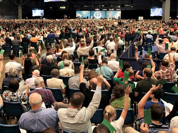 Southern Baptist Convention: From abortion and porn to women and race 6/12/21