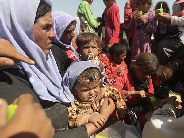 Iraq's Religious Minorities Press for Safe Zone